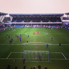 Photo taken at The Den by Sam G. on 3/10/2013