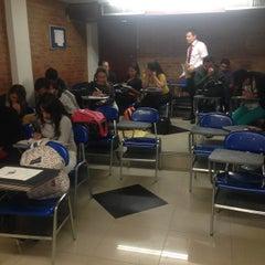 Photo taken at Corporación Universitaria UNITEC by Andres C. on 10/8/2014
