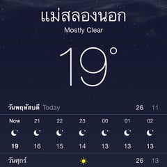Photo taken at Maesalong Villa (แม่สลองวิลล่า) by Teerachat C. on 12/25/2014