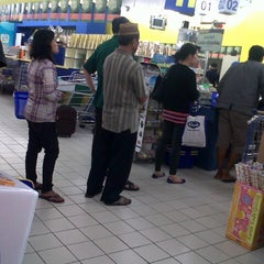 Photo taken at Hypermart Kelapa Gading by Andri Y. on 7/25/2013