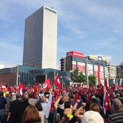 Photo taken at Kızılay by Batu Ç. on 6/9/2013