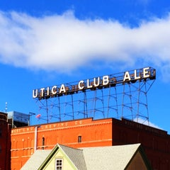 Photo taken at Saranac Brewery (F.X. Matt Brewing Co.) by Kevin C. on 10/23/2015