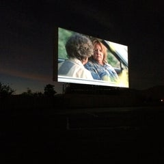 Photo taken at Mission Tiki Drive-In Theatre by R C. on 7/12/2014