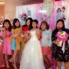 Photo taken at Hadsaengchan Resort & Restaurant by Magicwawa^^ on 1/25/2014