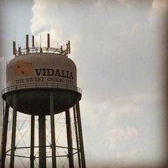 Photo taken at Vidalia, GA by Alison H. on 5/25/2014