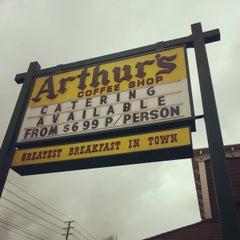 Photo taken at Arthur's Family Restaurant by James G. on 10/20/2012