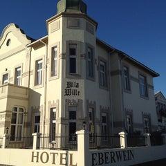 Photo taken at Hotel Eberwein by Steffen on 5/21/2014