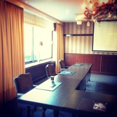 Photo taken at Van der Valk Hotel de Gouden Leeuw by Anna Y. on 9/30/2014