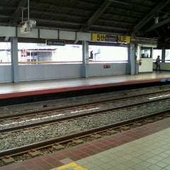 Photo taken at LRT 1 (5th Avenue Station) by Archie A. on 5/8/2013