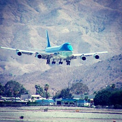 Photo taken at Palm Springs International Airport (PSP) by Skip F. on 6/8/2013