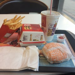 Photo taken at McDonald's by Max F. on 10/1/2014