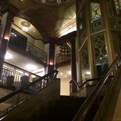 Photo taken at The Providence Biltmore Hotel by Matthew F. on 11/2/2014