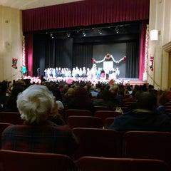 Photo taken at Archbishop Riordan High School by Steve K. on 12/14/2013