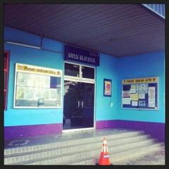 Photo taken at Kolam Renang UiTM by Ida M. on 11/7/2014