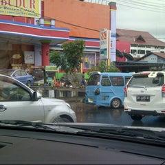 Photo taken at Patung Kuda by Nofiar T. on 1/20/2014