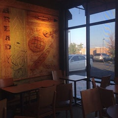 Photo taken at Panera Bread by Racky S. on 10/25/2014