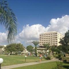Photo taken at St. Raphael Resort by Irina S. on 9/19/2013