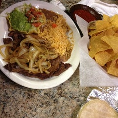 Photo taken at El Ranchito by Victor O. on 9/22/2013