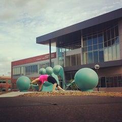 Photo taken at University of Nebraska at Omaha by Gretchen P. on 7/30/2014