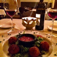 Photo taken at Anthony's Ristorante and Wine Bar by Tricia M. on 3/27/2015