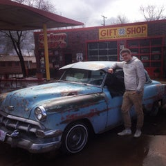 Photo taken at Historic Route 66 by Андрей Т. on 4/8/2015