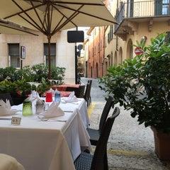 Photo taken at Ristorante Torcolo by Tatiana on 6/13/2015