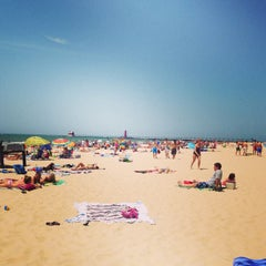 Photo taken at Grand Haven State Park by Carly S. on 6/23/2013