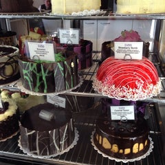 Photo taken at Euro Patisserie by Paula M. on 7/4/2014