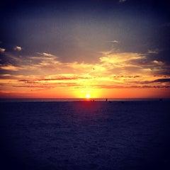 Photo taken at Treasure Island Beach by Olivia on 4/19/2013