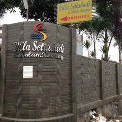 Photo taken at Villa Setiabudi by J J. on 5/13/2013