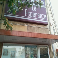 Photo taken at Cine La Esperanza by JOSE LUIS S. on 6/21/2013