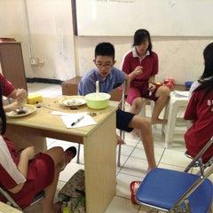 Photo taken at Bina Bakti School by Carolyne J. on 7/12/2013