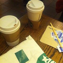 Photo taken at Starbucks by Hala M. on 7/23/2013