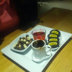 Photo taken at Chocolate Station by Melih T. on 7/18/2013