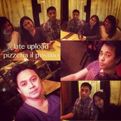 Photo taken at Il Postino Pizzeria by Pj C. on 2/11/2014