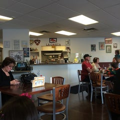 Photo taken at Tamales by La Casita by Rosa R. on 5/10/2014