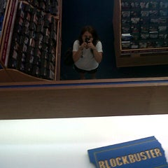 Photo taken at Blockbuster by Anna Karen G. on 7/25/2013