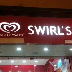 Photo taken at Kwality Walls Swirl by Ashwni S. on 6/22/2013