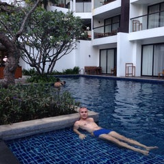 Photo taken at Woodlands Suites Serviced Residences Pattaya by Oki's C. on 1/31/2014