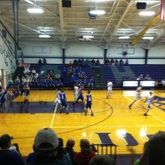 Photo taken at Delavan Elementary School by Chris S. on 11/20/2012