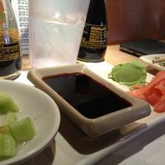 Photo taken at Rickshaw Sushi by Jeff H. on 2/2/2013