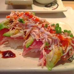 Photo taken at Rickshaw Sushi by Jeff H. on 10/31/2013