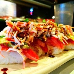 Photo taken at Rickshaw Sushi by Jeff H. on 1/22/2013