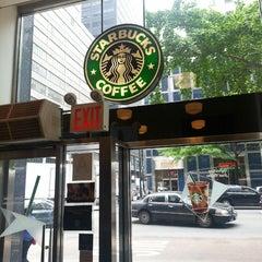 Photo taken at Starbucks by KATHERINE L. on 5/22/2013