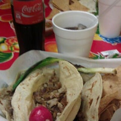 Photo taken at Tacomiendo by Daniel G. on 11/17/2012