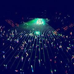 Photo taken at Exchange LA by TJ M. on 1/27/2012