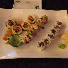 Photo taken at Wasabi Japanese Steakhouse & Sushi Bar by Rebecca R. on 5/14/2013
