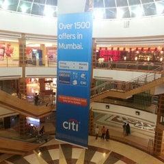 Photo taken at Inorbit Mall by Sangram R. on 7/9/2013
