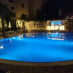 Photo taken at Sun City Apartments & Hotel by Erkan K. on 9/4/2015