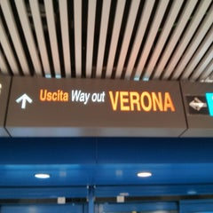 "Photo taken at Aeroporto di Verona ""Valerio Catullo"" (VRN) by Ciaran R. on 5/16/2013"